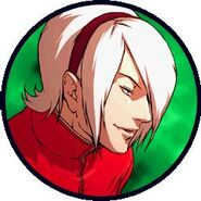 Ash crimson portrait kof xi