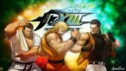 Kof xiii art of fightingteam by aioriandrei-d4ejsdz