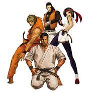 Art of Fighting-Team2001