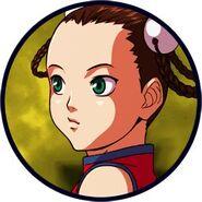 Lin xiangfei portrait kof xi