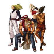 Fatal Fury-Team