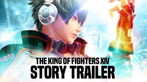 THE KING OF FIGHTERS XIV - Story Trailer EN