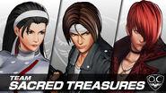Sacred Treasures Team (KOF XV)