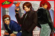 Kusanagi & Yagami Team