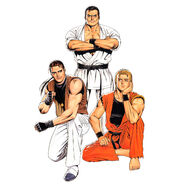 Art of fighting team95