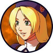 Hinako shijou portrait kof xi