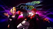 Kof xiii yagami team by aioriandrei-d4defmn