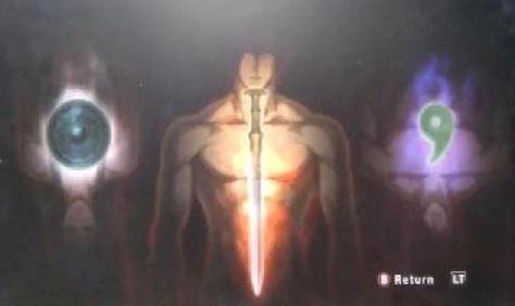 Tesoros sagrados de Orochi