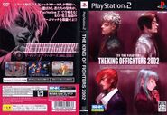 The King Of Fighter 2002-DVD-PS2