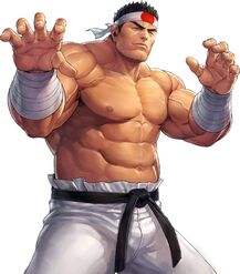 Goro daimon 94 the king of fighters all star.jpg