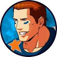 Brian battler portraitXI