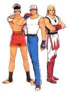 Fatal-Fury-Team