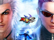 The King Of Fighter Maximun Impact 2 Wallpaper
