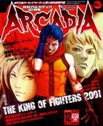 Kof2001-arcadia