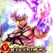 Orochi kof card