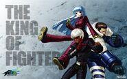 K′ team kof xiii