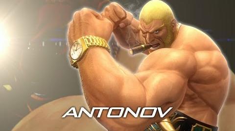 THE KING OF FIGHTERS XIV Antonov Trailer EU