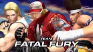 Fatal Fury Team (XIV)
