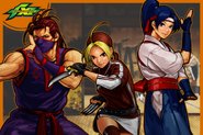 Anti-Kyokugenryu Team