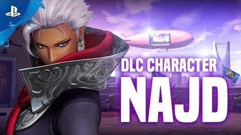 The King of Fighters XIV - Najd Trailer PS4