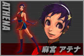 Kof2001 team athena