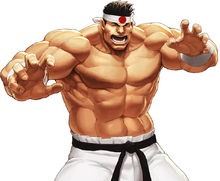 Goro Daimon the king of fighters destiny.png