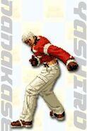 Striker yashiro KOF 2000
