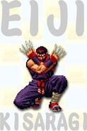 Striker eiji kisaragi KOF 2000