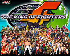 King Of Fighters Wallpaper by Cepillo16