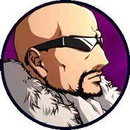 Mr big portrait kof xi