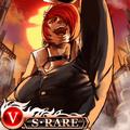 Iori yagami kof card3
