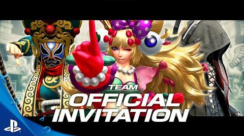 The King of Fighters XIV - Team Official Invitation Trailer PS4