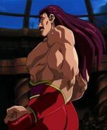 Krauser-anime