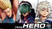 Hero Team (XV)