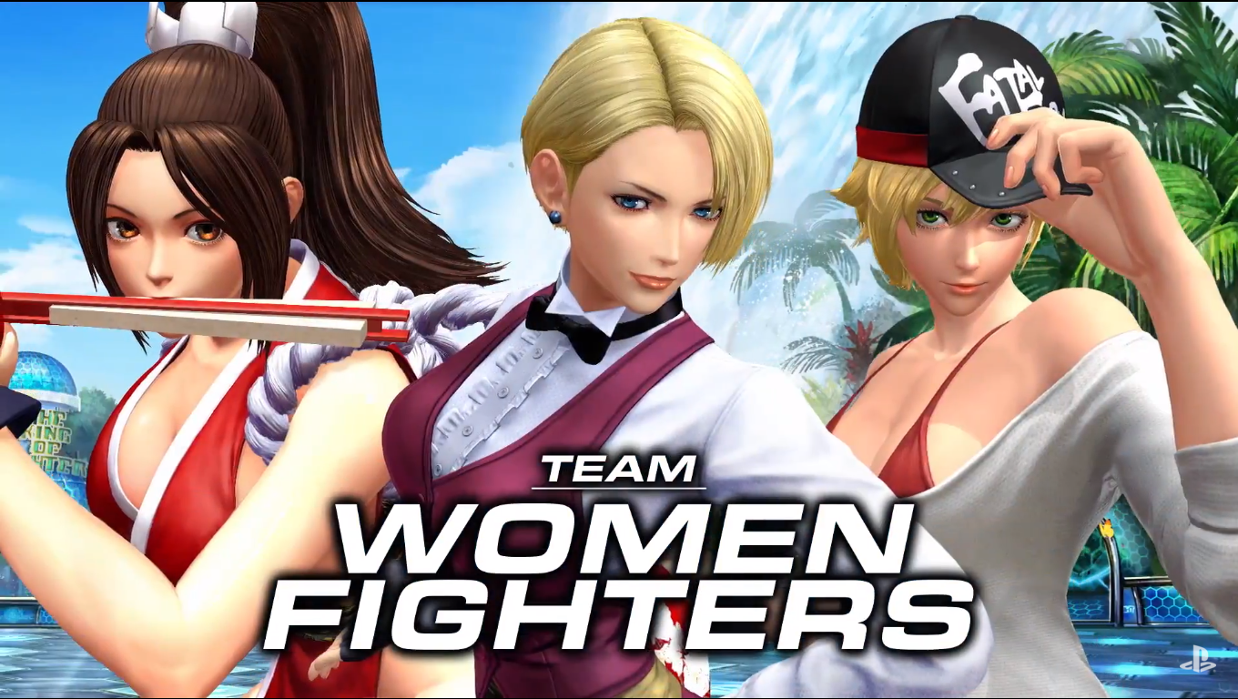 Women Fighters Team
