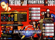Kof2001-how-to-play