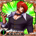 Iori yagami kof card