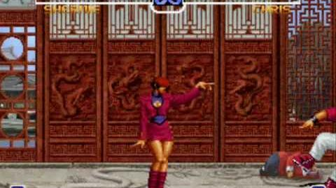 The King of Fighters 2002/Lista de HSDMs