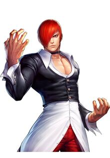 Iori Yagami 97 the king of fightres all stars.JPG