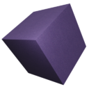 T DarkPurpleFabric Default Icon.png