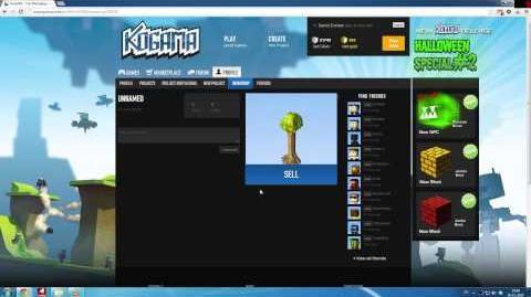 KoGaMa Tutorials - Add To Marketplace Tutorial (HD) (0.9.2)