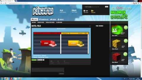 KoGaMa Tutorials - Playing Games Tutorial (HD) (0.9.2)