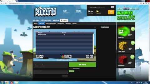 KoGaMa Tutorials - Publish Project Tutorial (HD) (0.9.2)