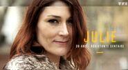 Julie portrait