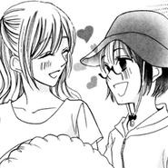 Kanoko and momo