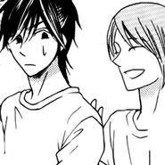 Tsubaki and mizukami