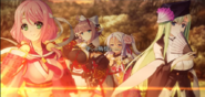 Sengoku†Koihime Online Heroines in Sengoku†Koihime EX