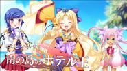 Shaoren, Miu, & Nanano in Shin Koihime†Eiyūtan 4 • 5 • Gaiden
