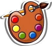 12823303-paleta-szko-a-cartoon-farb