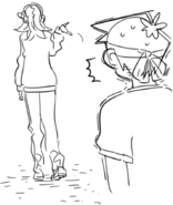 Communication 55 Sketch
